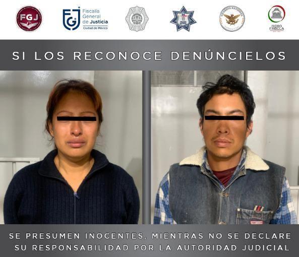 Ficha feminicidas de Fátima