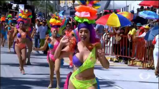 Foto: Fin Semana Carnaval México Previo Cuaresma 24 Febrero 2020