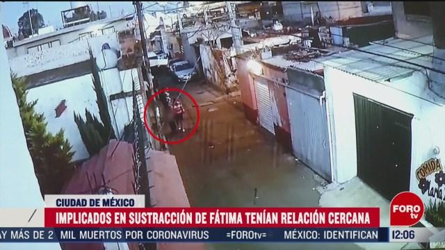fiscalia cdmx acusa a 2 por secuestro en caso de fatima