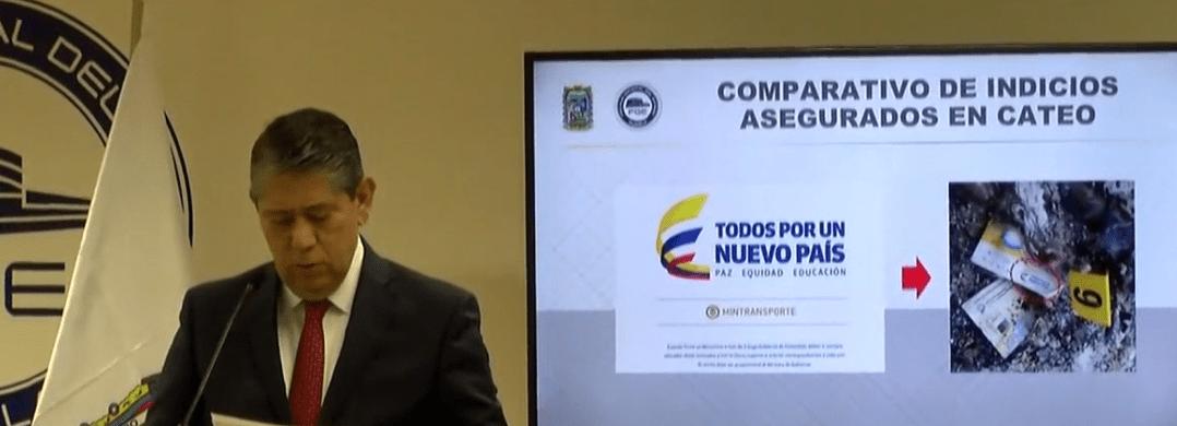FOTO Fiscalía de Puebla detalla avances de investigación por homicidio de estudiantes de medicina (FOROtv)