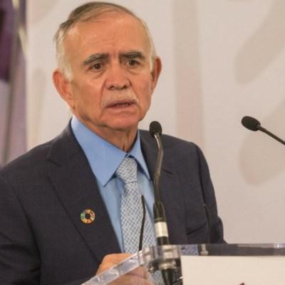 Foto: Alfonso Romo, jefe de la Oficina de la Presidencia. Cuartoscuro