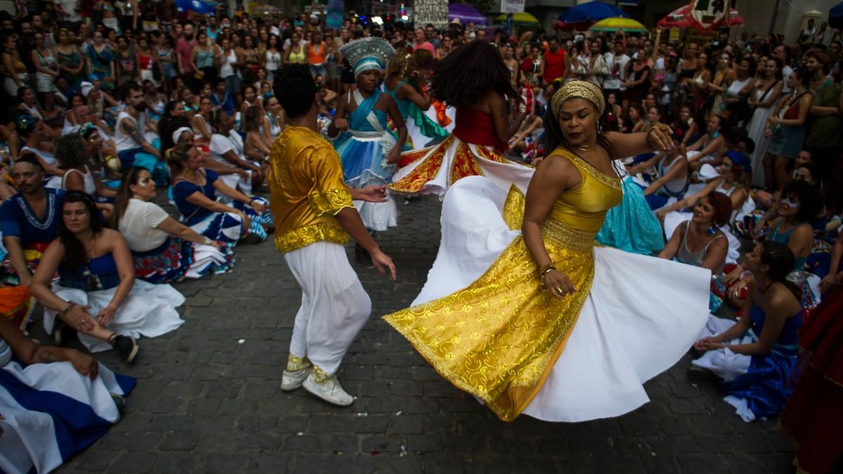Tvshow: Unidos de Viradouro es la campeona del Carnaval de Rio 2020