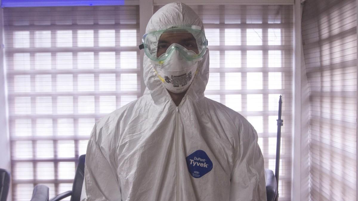 FOTO: Argentina registra primer caso de coronavirus