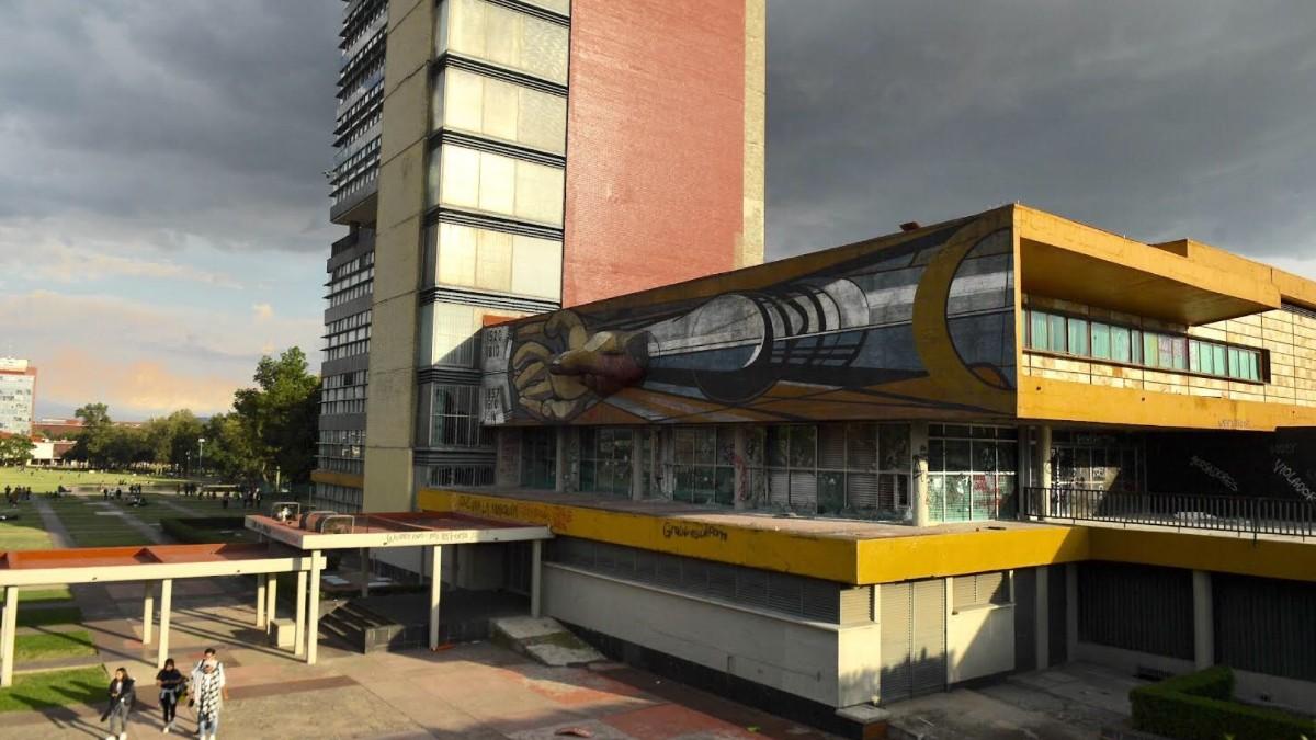 Foto: Rectoría de la UNAM. Cuartoscuro