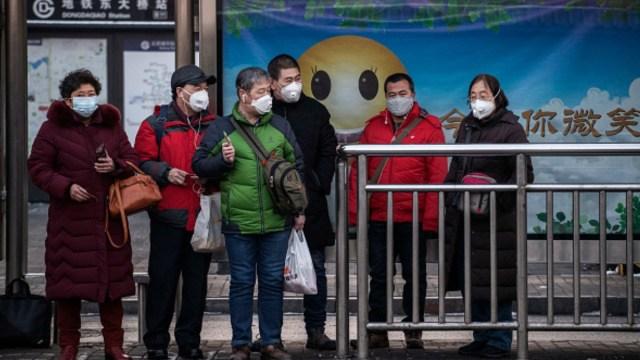 Foto: Coronavirus en China. Getty Images