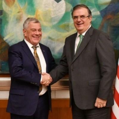 México y EEUU abordan temas de comercio y seguridad