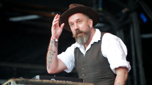 Foto: Dj británico Andrew Weatherall. Getty Images