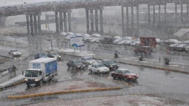 Foto: Nevada en Ciudad Juárez, Chihuahua.