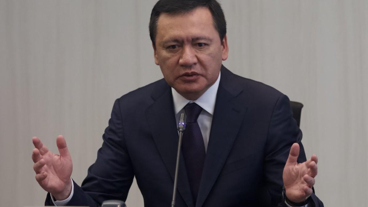 Foto: Senador Miguel Ángel Osorio Chong. Cuartoscuro