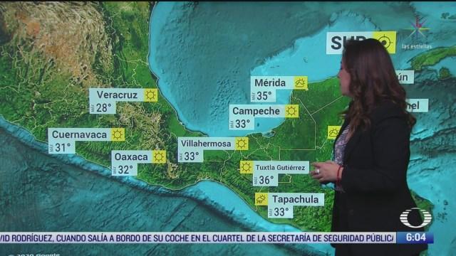 frente frio 41 recorrera el noreste de mexico provocara vientos fuertes