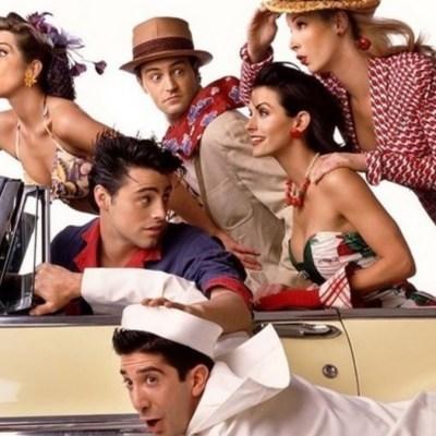 Protagonistas de 'Friends' se reunirán este año
