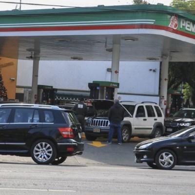 Foto: Gasolinas y diésel seguirán sin estímulo fiscal