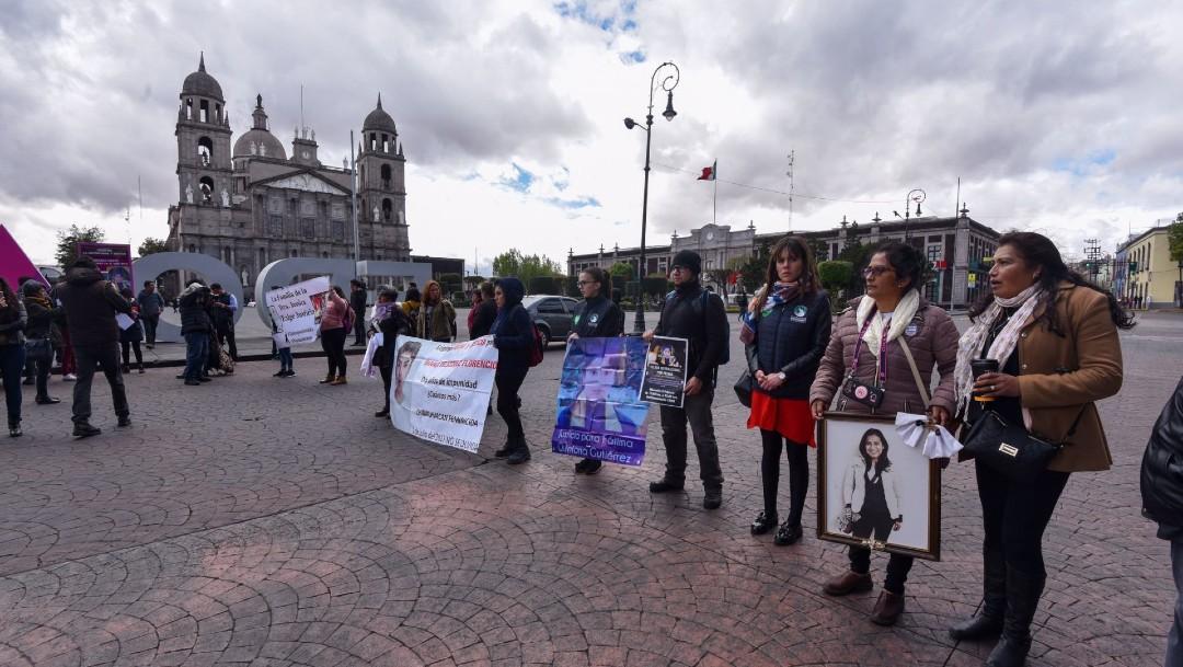 Foto: Gertz Manero: No quiero desaparecer feminicidio ni voy a renunciar