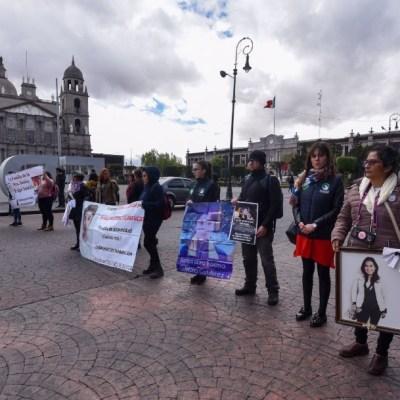 Gertz Manero: No quiero desaparecer feminicidio ni voy a renunciar