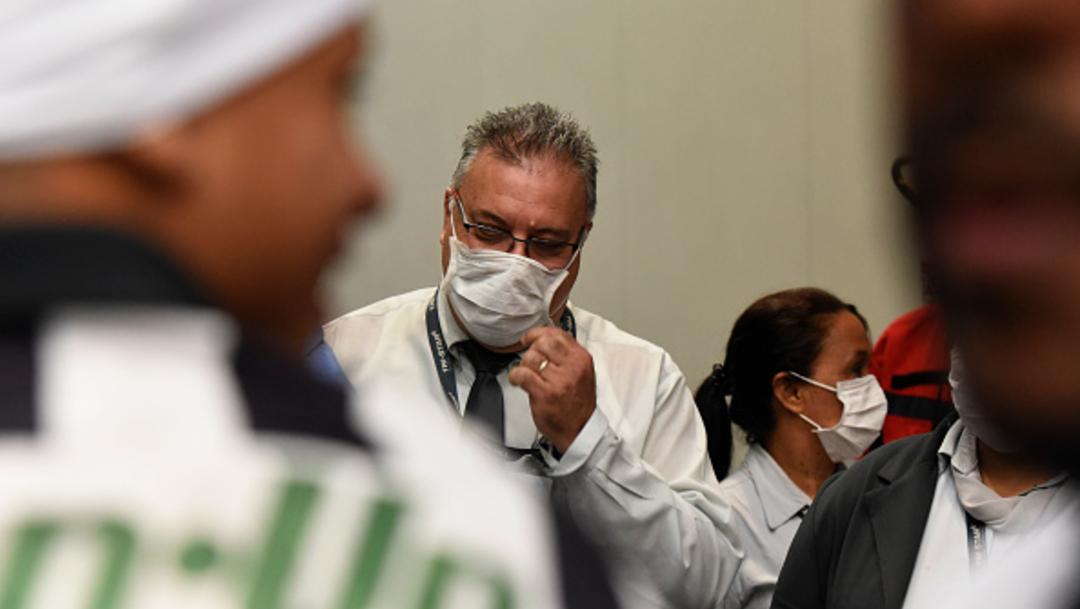 FOTO: Paciente con coronavirus había sido descartada de la enfermedad en San Diego, el 11 de febrero de 2020