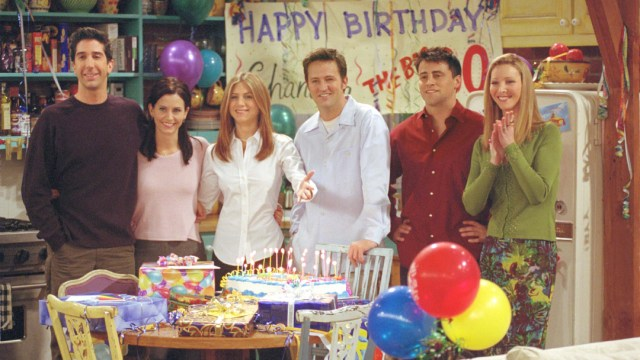 Elenco de 'Friends'. (Getty Images, archivo)