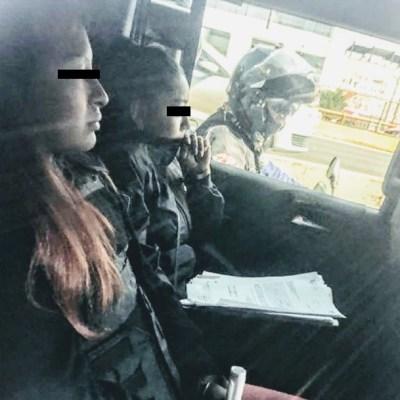 Trasladan a presuntos feminicidas de Fátima a reclusorios