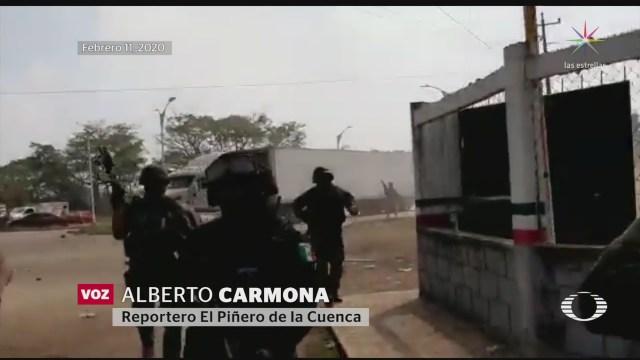 Foto: Gobierno Veracruz Investiga Agresión Periodistas Ciudad Isla 13 Febrero 2020