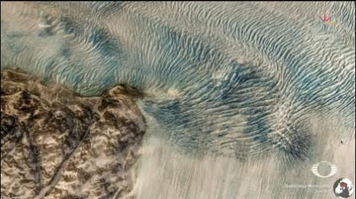 Foto: Google Earth Comparte Paisajes Espectaculares Tierra 14 Febrero 2020