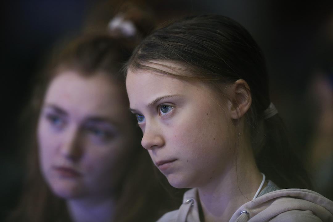 Greta-Thunberg-Naomi-Seibt-cambio-climatico-Alemania