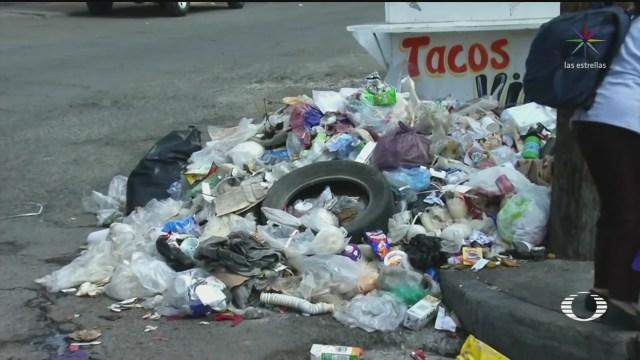 Foto: Pachuca Carecen Camiones Recolectores Basura Adeudo 18 Febrero 2020