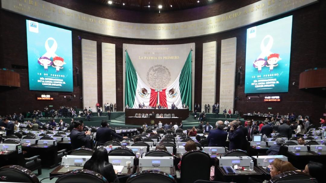 Foto: Los diputados no encontraron un acuerdo, luego de la aprobación acerca de los salarios que estarán por arriba de las percepciones del presidente de la República, misma que será presentada ante la SCJN