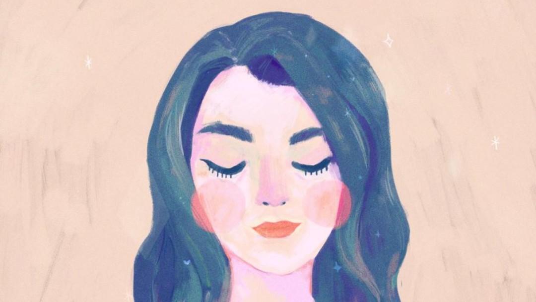 En redes sociales se hicieron ilustraciones en honor de Ingrid Escamilla. (Twitter @sofiaweidner)