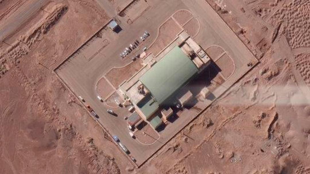 FOTO: Irán fracasa en intento de colocar satélite en órbita, el 09 de febrero de 2020