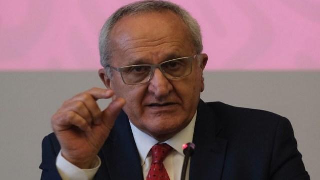 Jesús Seade. subsecretario de la Secretaría de Relaciones Exteriores de México