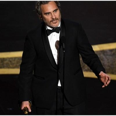 Joaquin Phoenix gana el Oscar 2020 como Mejor Actor