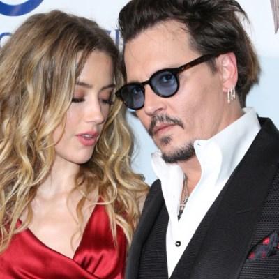 Audio revela que Amber Heard golpeaba al actor Johnny Depp