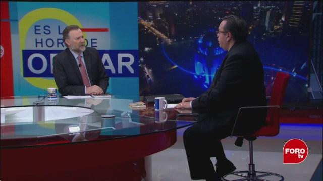 Foto: Emilio Lozoya Extradición España Estrategia México 18 febrero 2020
