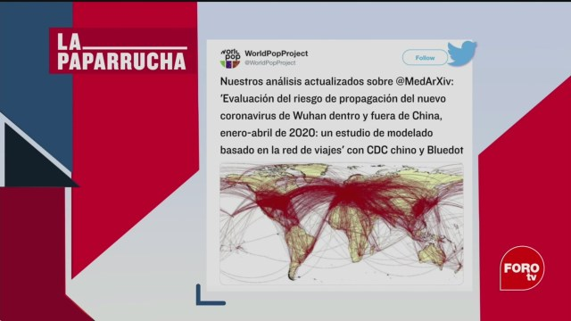 Foto: Expansión Coronavirus Covid19 Mundo Noticias Falsas 25 Febrero 2020
