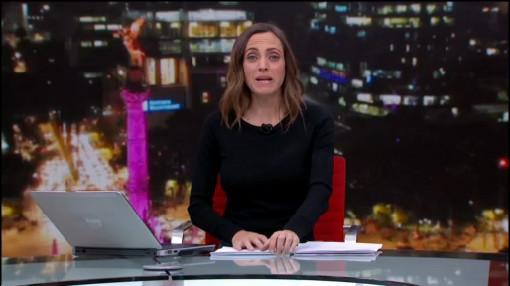 Foto: las noticias con ana francisca vega programa del 17 de febrero de 17 Febrero 2020