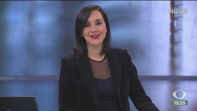 FOTO: noticias con karla iberia programa del 27 de febrero del
