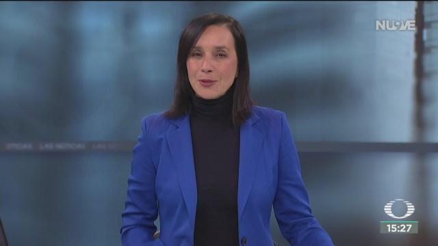 FOTO: las noticias con karla iberia programa del 5 de febrero del