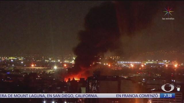 locatarios mercados incendiados cdmx exigen apoyo