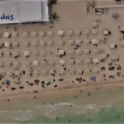 Playa Mamitas se disculpa con turistas arrestados; FGE investiga abuso de autoridad
