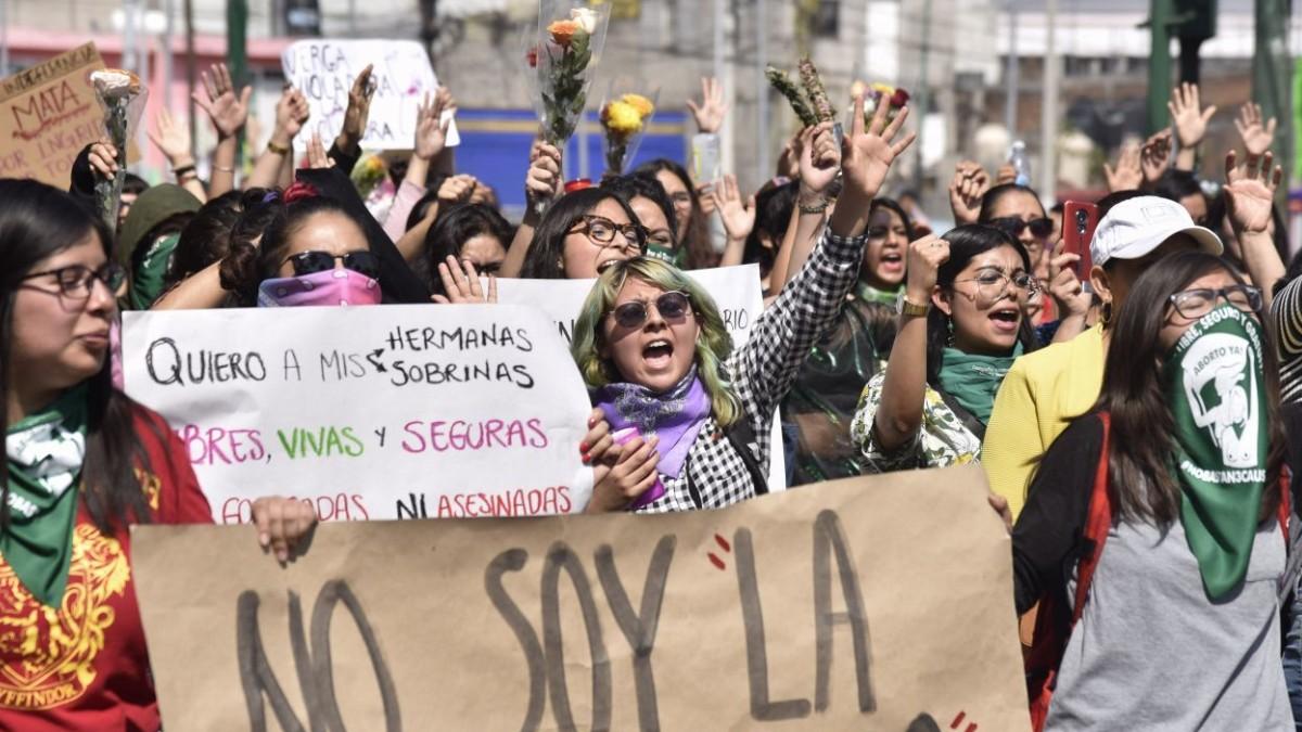 Crece apoyo a paro nacional de mujeres el 9 de marzo