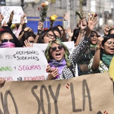 Crece apoyo de instituciones y clase política a paro de mujeres