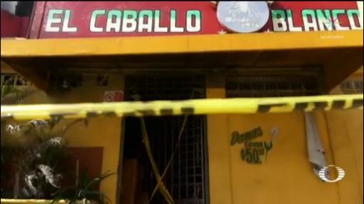 Foto: Masacre Bar Caballo Blanco Coatzacoalcos Seis Meses 26 Febrero 2020