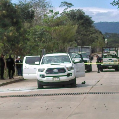 matan Heriberto Ramírez Martínez, exalcalde de San Miguel Soyaltepec (1)