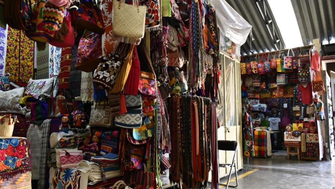 Foto: Este mercado se ha convertido en uno de los puntos de visita más importantes del Centro Histórico de Oaxaca; cada año, más de 200 mil personas lo visitan