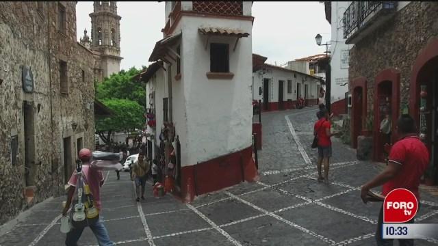 mexico sobre ruedas recorrido por taxco parte