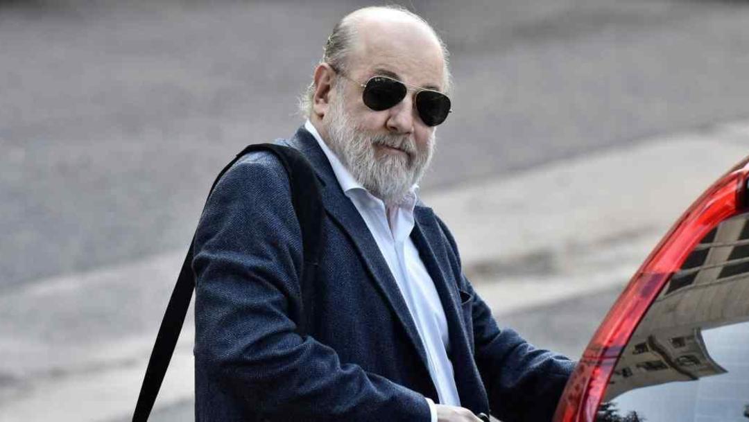 FOTO Muere el juez que investigaba a Cristina Fernández, Claudio Bonadio (La Voz)
