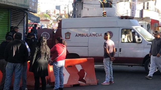 Foto: Balean a tres personas en Naucalpan, Edomex; dos de ellas mueren