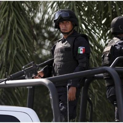 Imagen: Las autoridades investigan lo sucedido en una taquería de Guadalupe, Nuevo León, 23 de febrero de 2020 (GABRIELA PÉREZ MONTIEL / CUARTOSCURO.COM)