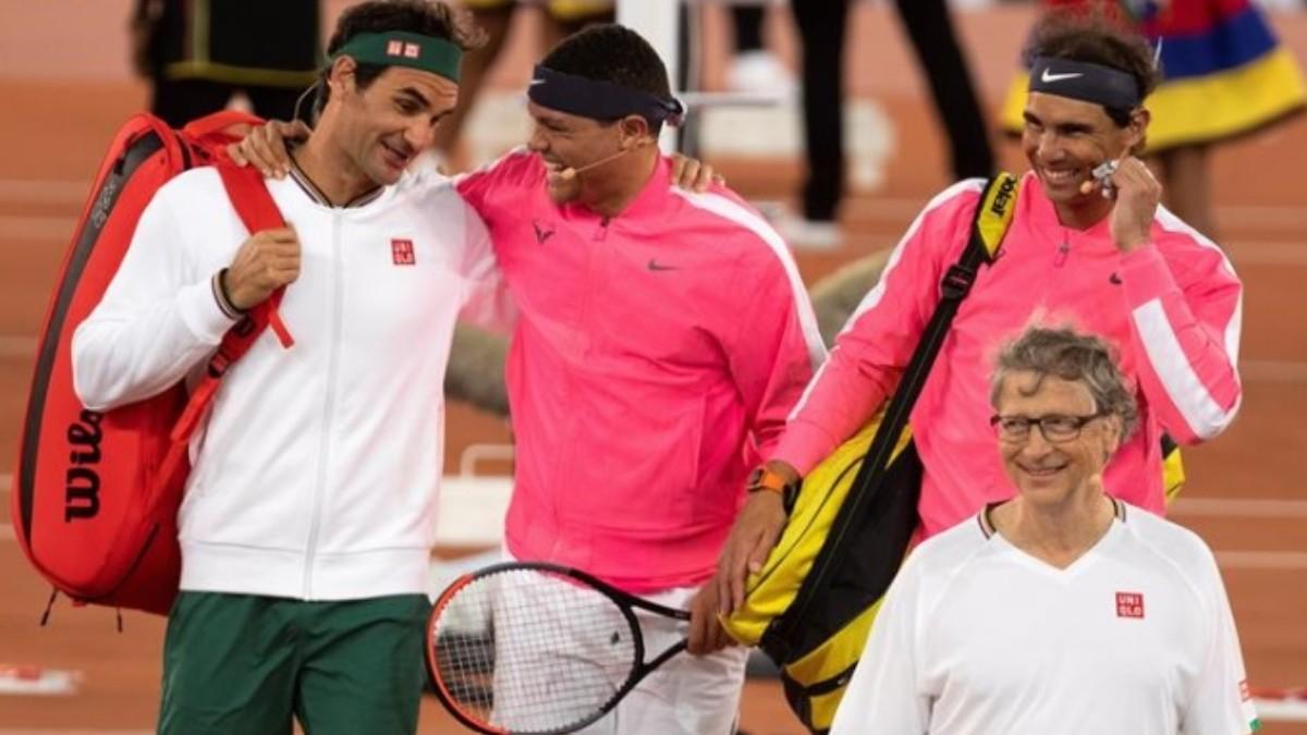 Nadal y Federer van por récord mundial de público