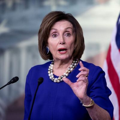 Nancy Pelosi dice que discurso de Trump fue 'un reality show'