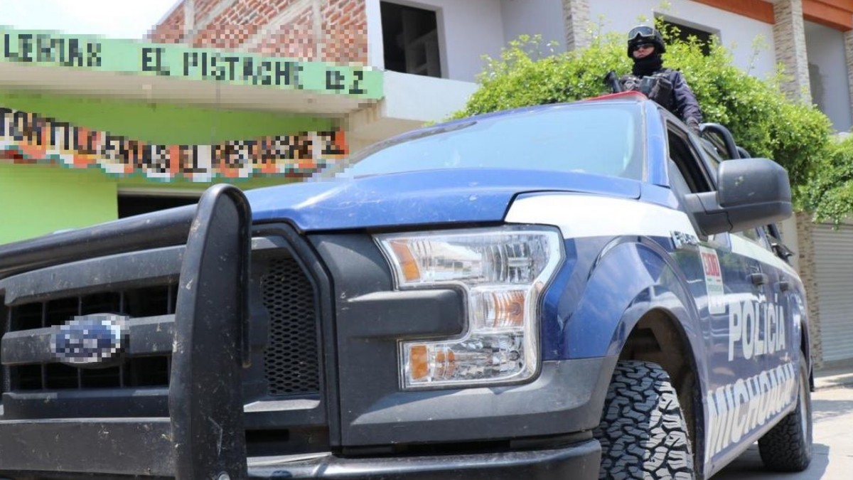 Enfrentamiento en Huetamo, Michoacán, deja 8 muertos